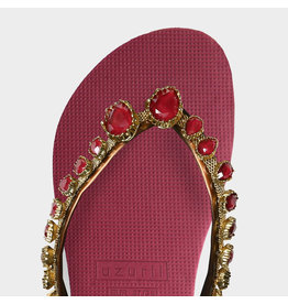 Uzurii Magic pink slippers dames (s)