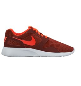 Nike WMNS Kaishi print rood sneakers dames