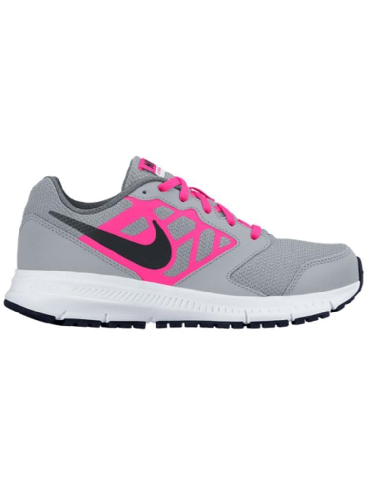 96062aee973 Nike Nike Downshifter 6 GS/PS grijs roze sneakers meisjes (685167-007) ...