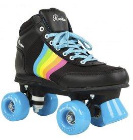 Rookie Forever Rainbow V2 Black/Multi rolschaatsen