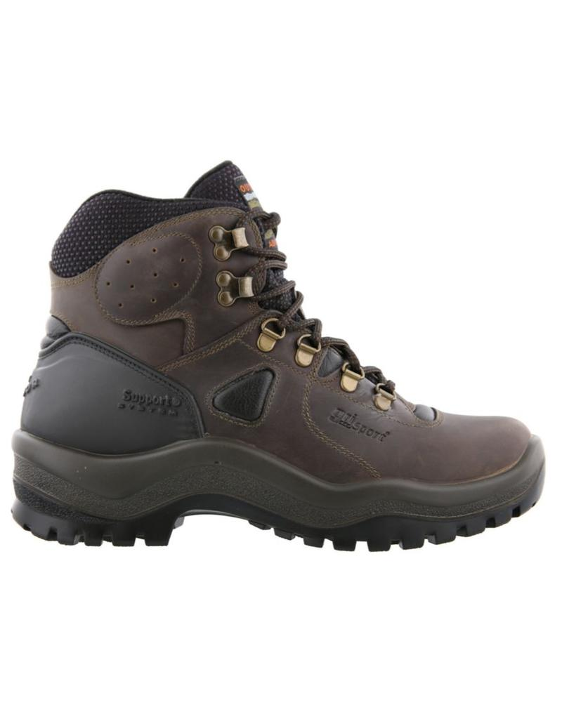 Grisport Grisport Sherpa brown wandelschoenen unisex