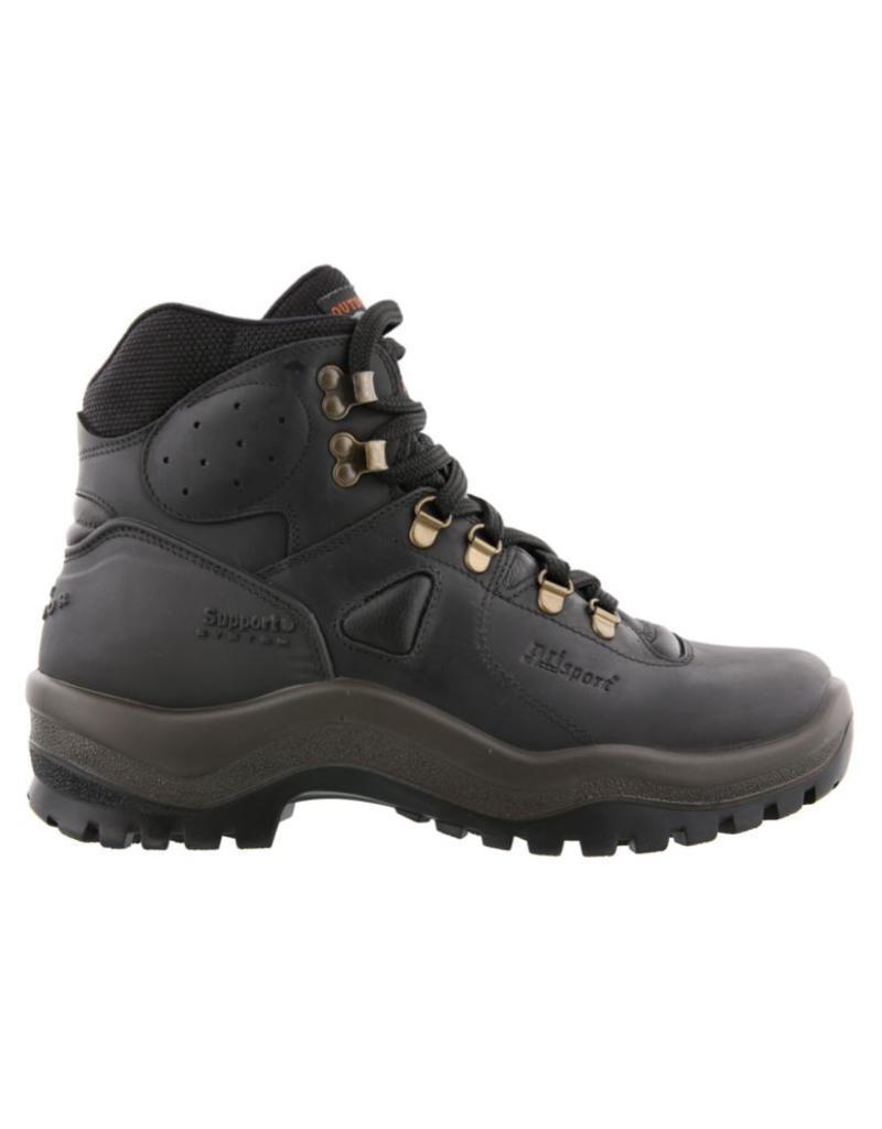 Grisport Grisport Sherpa black wandelschoenen unisex