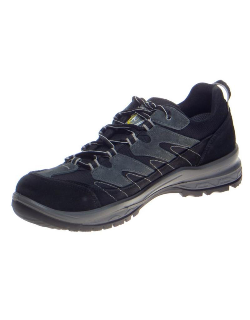 Grisport Grisport Trail Low black wandelschoenen heren