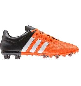 Adidas Ace 15.2 FG/AG zwart oranje voetbalschoenen heren