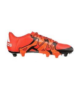 0ac2764aead Adidas X 15.3 FG/AG rood voetbalschoenen heren