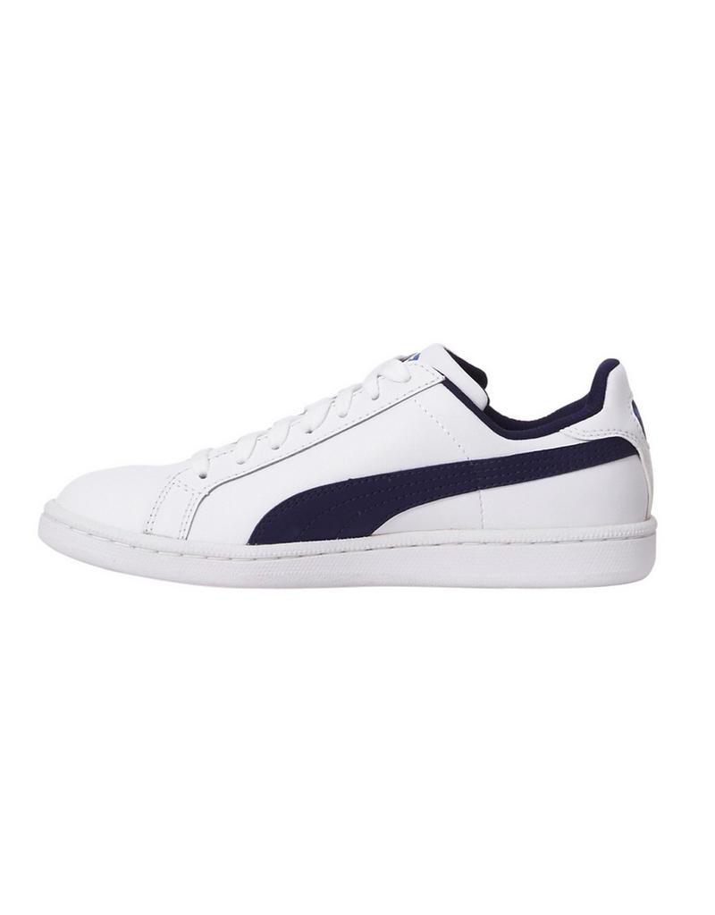 ff2b5b2f985 ... Puma Puma Smash FUN Buck L Jr wit sneakers kids (360162-01) ...