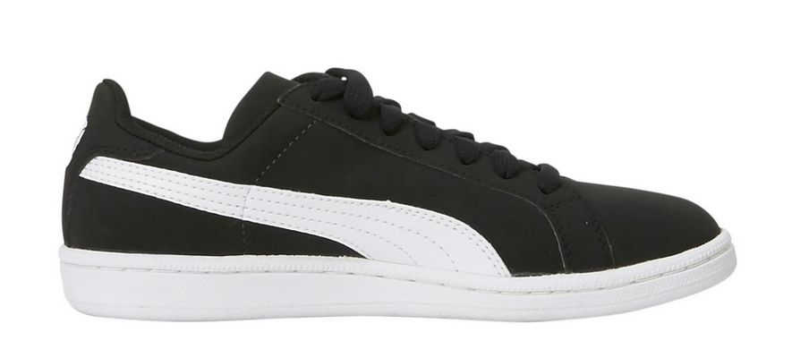 5d77f517853 Puma Smash FUN Buck Jr zwart sneakers kids (360492-03) -  outletsportschoenen.nl