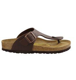 Birkenstock Ramses donkerbruin slippers heren (s)