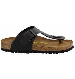 Birkenstock Ramses zwart slippers jongens