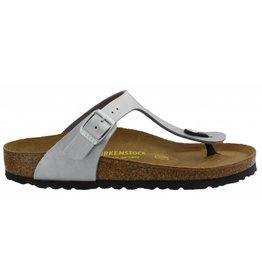 Birkenstock Gizeh Silver slippers dames