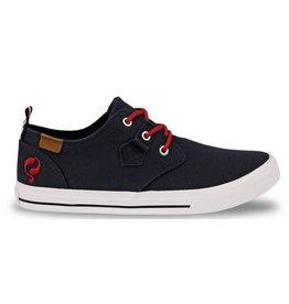 Quick Viro canvas blauw sneakers heren