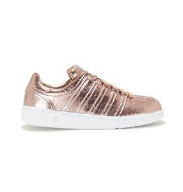 K-Swiss Classic VN aged foil rosé goud sneakers dames