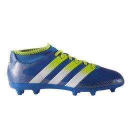 Adidas Ace 16.3 Primemesh FG AG J blauw voetbalschoenen kids