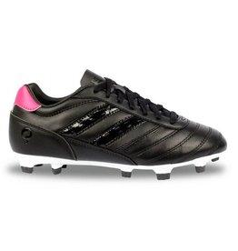 Quick Topstar Lady FG zwart voetbalschoenen dames