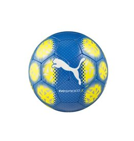 Puma EvoSpeed 5.5 Fade Graphic blauw voetbal