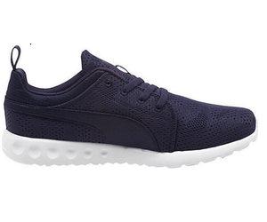 Puma Puma Carson Runner Camo Mesh blauw sneakers uni (189173 03)