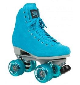 Suregrip Quad Skates Boardwalk blauw rolschaatsen dames