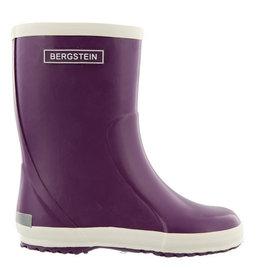 Bergstein Rainboot paars regenlaarzen kids
