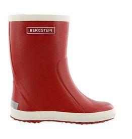 Bergstein Rainboot rood regenlaarzen kids
