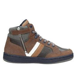 McGregor Clyde mid bruin schoenen jongens