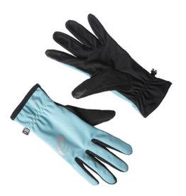 Asics Runners Performance Touch winterhandschoenen lichtblauw uni