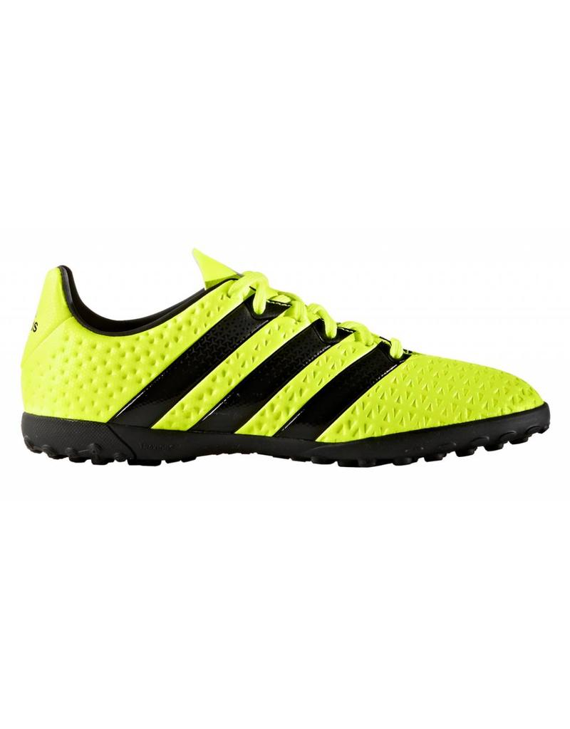 ac1a6c80a42035 Adidas Adidas Ace 16.4 turf geel kunstgras voetbalschoenen kids (S31982)