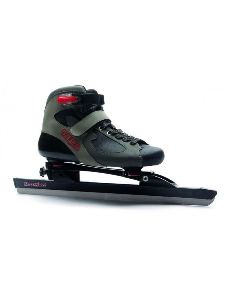 33ef56b1db6 Raps Comfort V6 zwart klap-vaste schaatsen uni - outletsportschoenen.nl