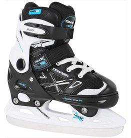 Tempish schaatsen Neo X Adjustable zwart ijshockeyschaatsen kids
