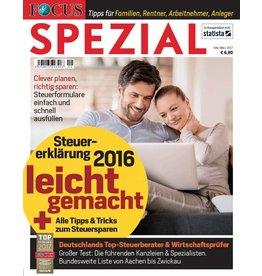 FOCUS-SPEZIAL Steuerberater 2017