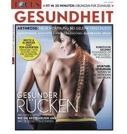 FOCUS Rücken & Gelenke  2017