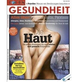 FOCUS-GESUNDHEIT Die Haut 2014