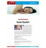 FOCUS Online Schlafen - die wichtige Regeneration