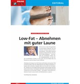 FOCUS Online Einfach schlank: Mit Low-Fat dauerhaft abnehmen