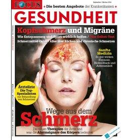 FOCUS-GESUNDHEIT Kopfschmerzen 2014