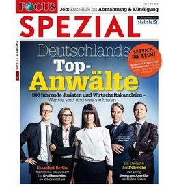 FOCUS-SPEZIAL Deutschlands Top-Anwälte 2014