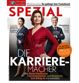 FOCUS Die Karriere-Macher 2014