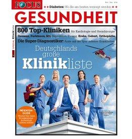 FOCUS-GESUNDHEIT Klinikliste 2015