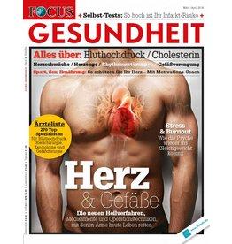 FOCUS-GESUNDHEIT Herz & Gefäße 2014