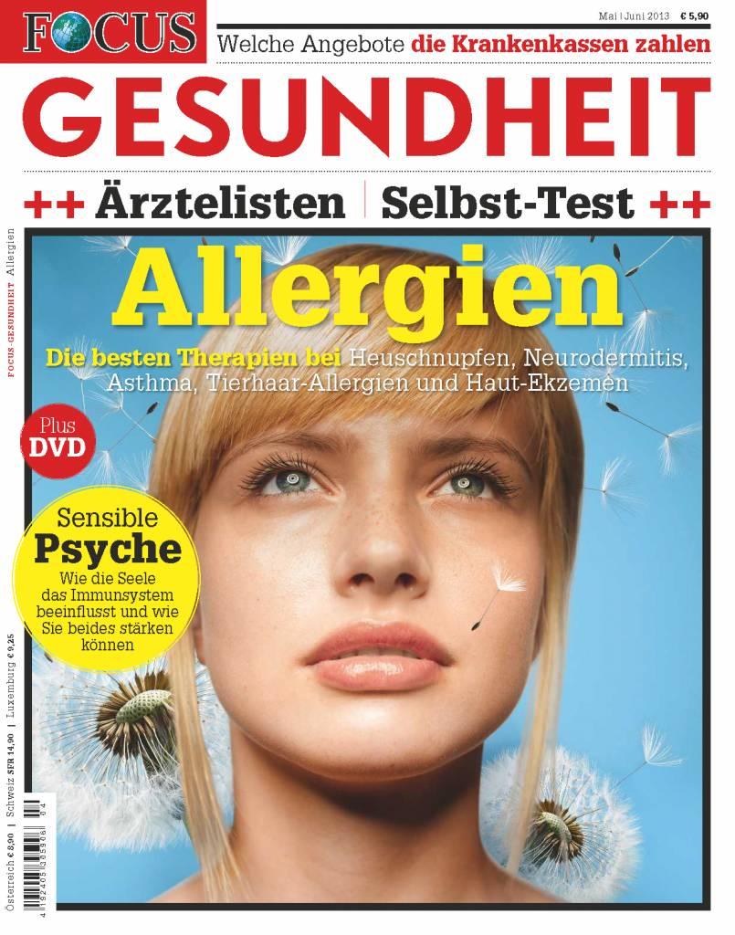 FOCUS-GESUNDHEIT Focus Gesundheit - Allergien