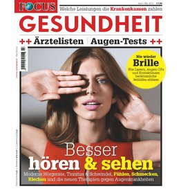 FOCUS-GESUNDHEIT Die Sinne 2013