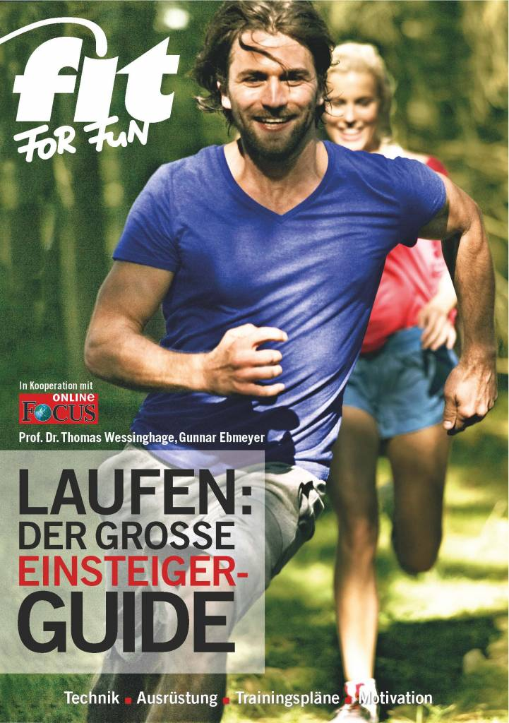 FIT FOR FUN Fit For Fun-Ratgeber: Lauf-Guide