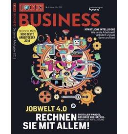FOCUS BUSINESS Die besten Arbeitgeber 2018