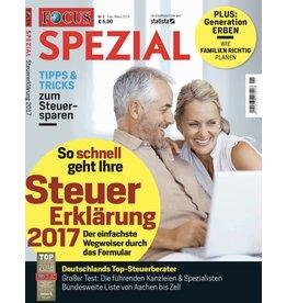 FOCUS-SPEZIAL Steuerberater 2018