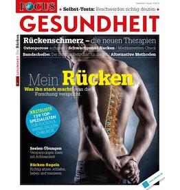 FOCUS-GESUNDHEIT Rückenschmerzen 2014