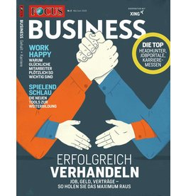 FOCUS-BUSINESS Gehalt & Karriere 2018
