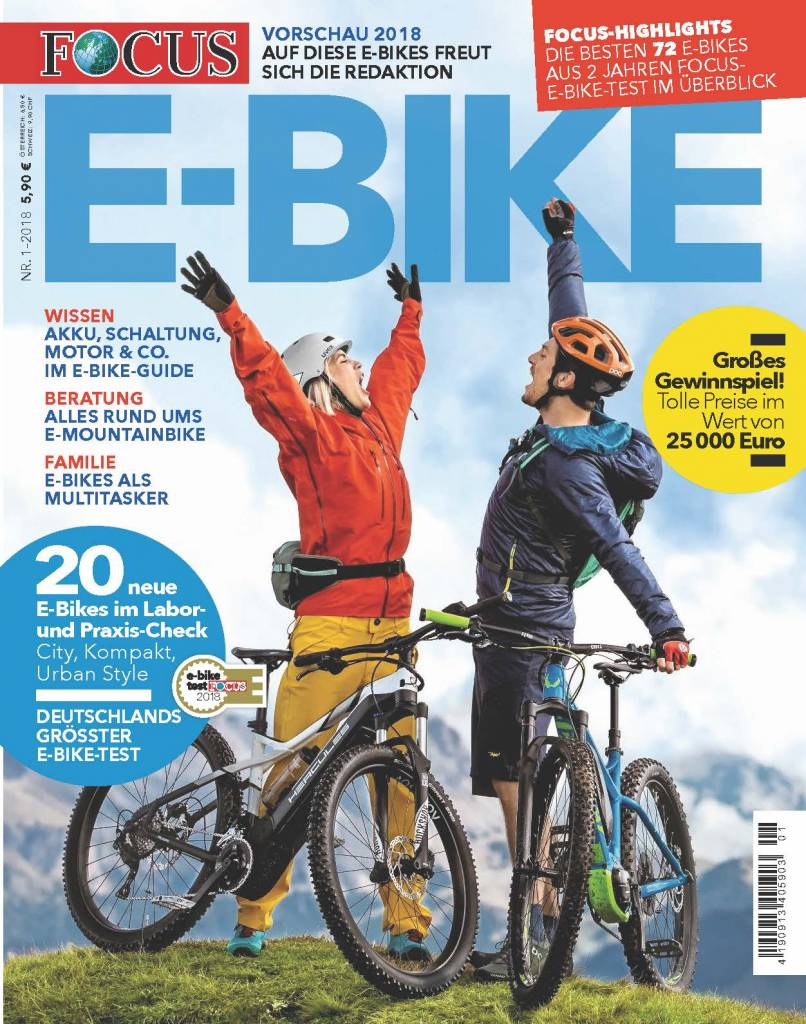 FOCUS E-Bike 2018