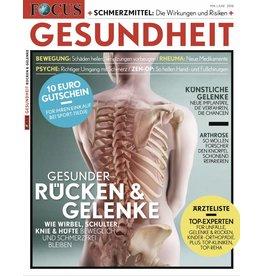 FOCUS-GESUNDHEIT Rücken & Gelenke 2018