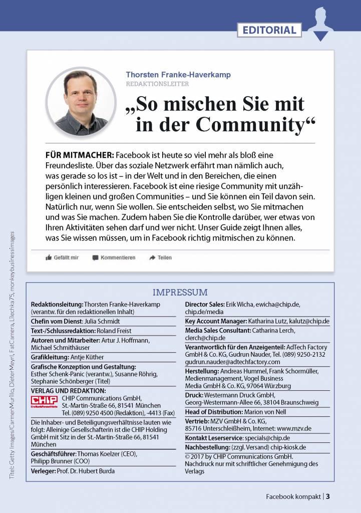 CHIP CHIP Kompakt -  Facebook