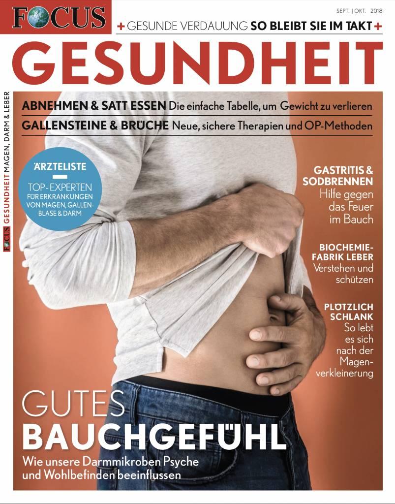 FOCUS-GESUNDHEIT FOCUS Gesundheit - Magen, Darm & Leber
