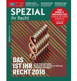 FOCUS-SPEZIAL FOCUS Spezial - Ihr Recht 2018